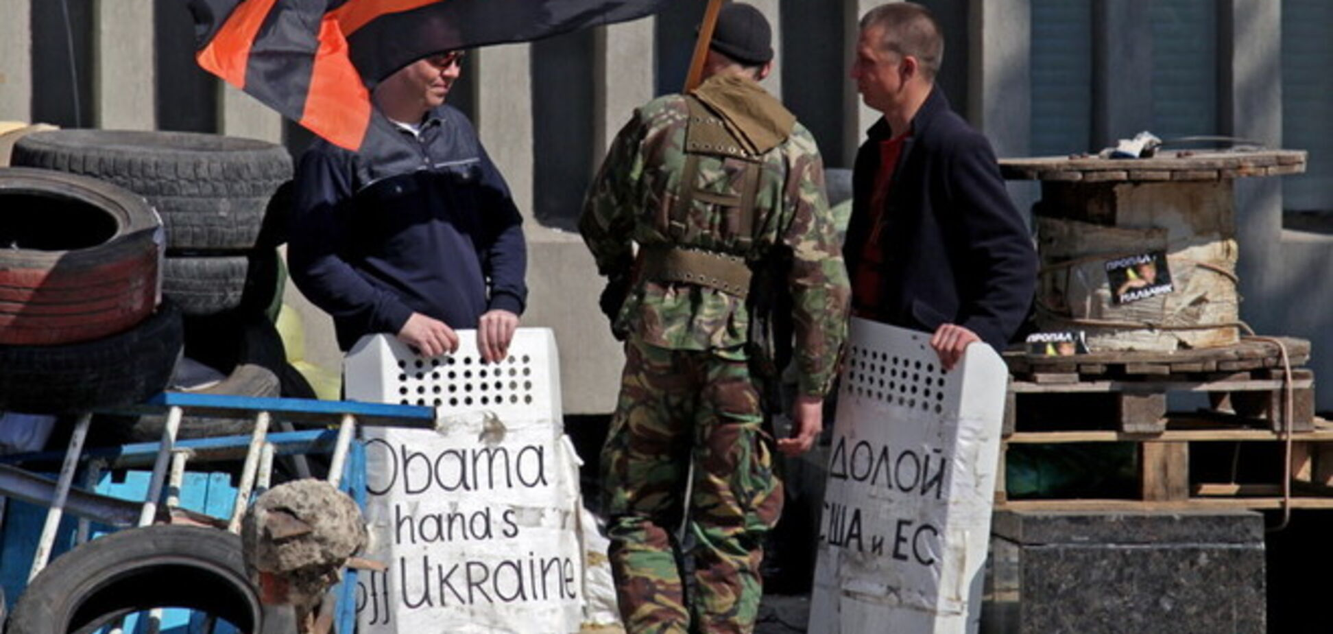 Мэр Енакиево жалуется на давление со стороны сепаратистов