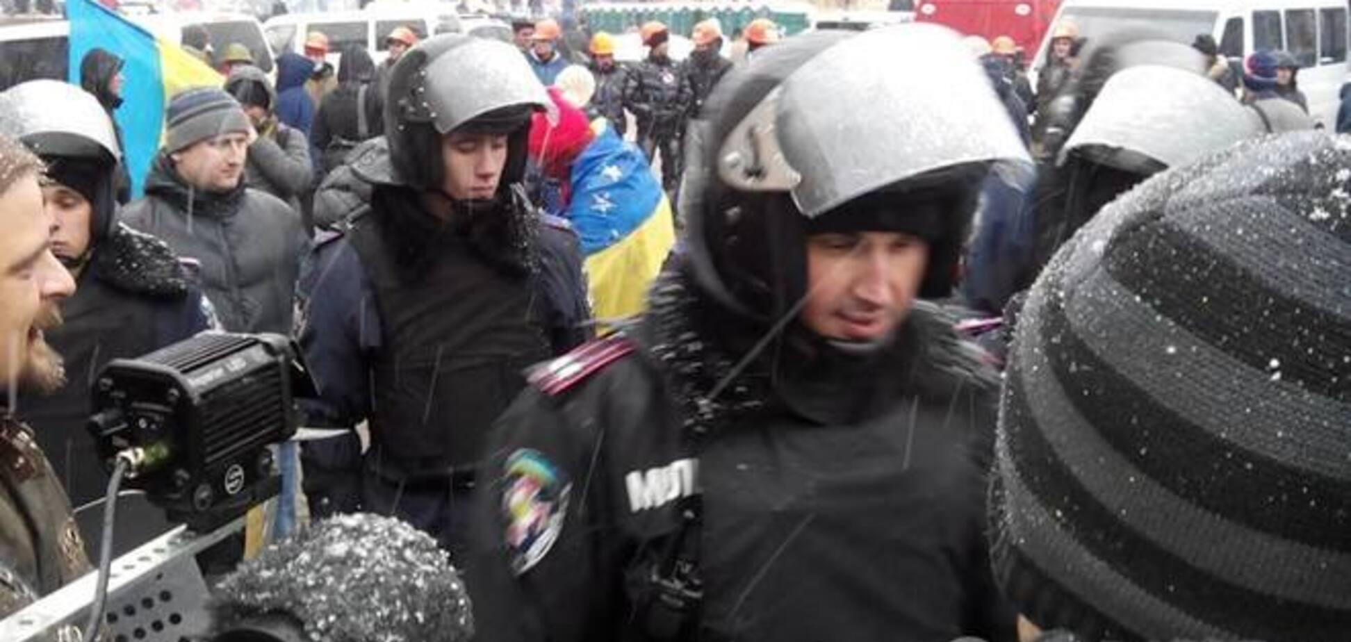 ВСК Рады установила виновных в разгоне Евромайдана