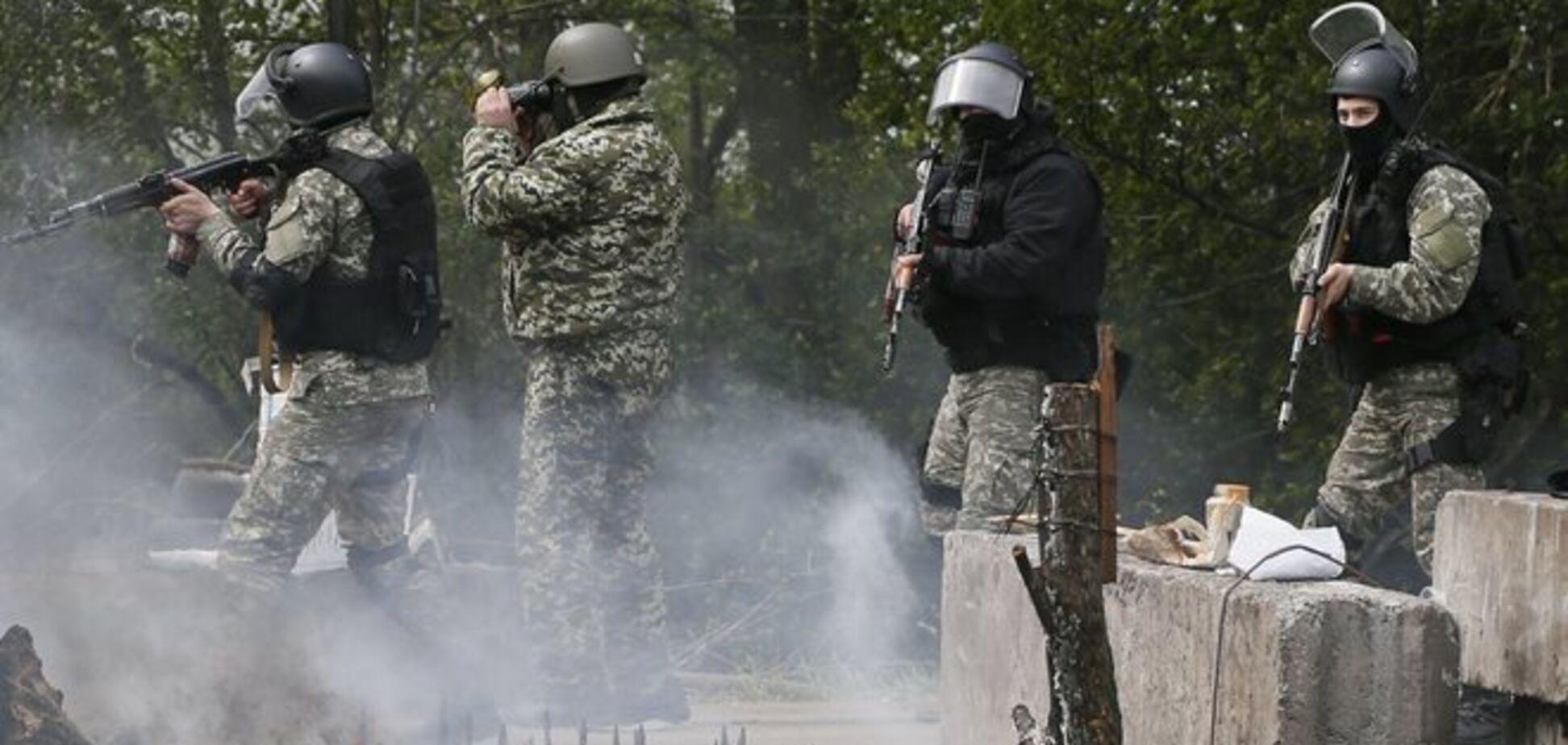 Руководитель АТО заверил, что спецназ не пойдет на штурм Славянска