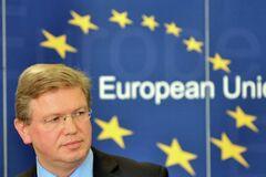 В ЄС мають намір якнайшвидше підписати решту Угоди про асоціацію