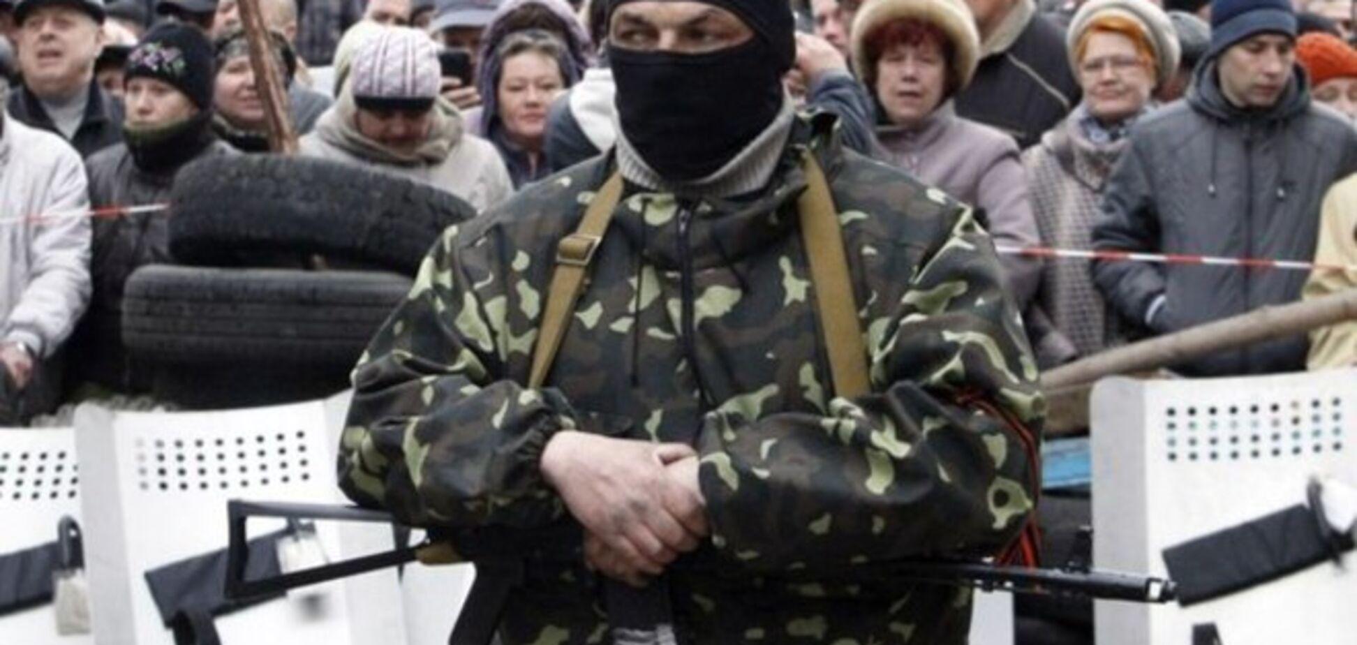 В Славянске журналиста задержали из-за львовской прописки – источник