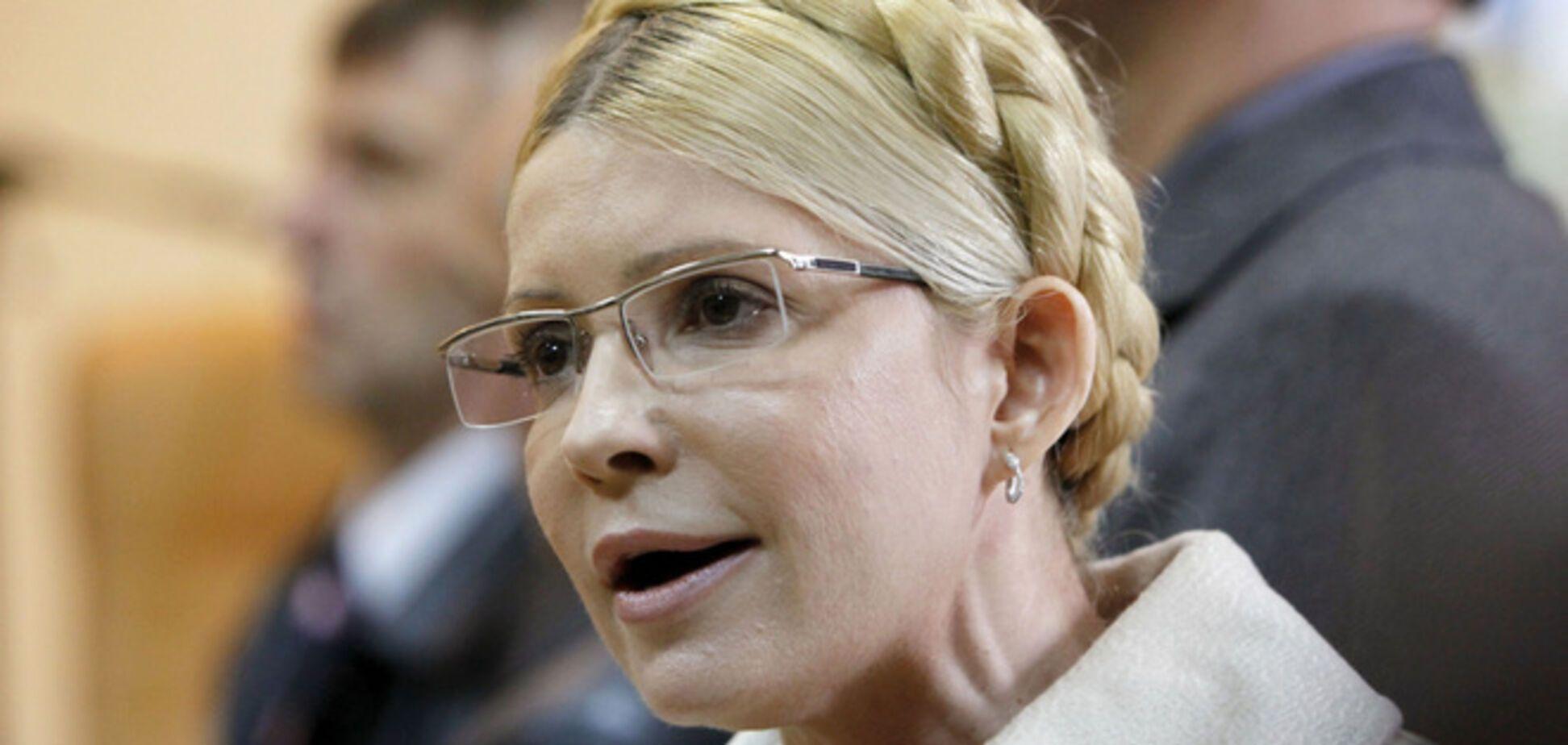 Тимошенко на межі політичної катастрофи