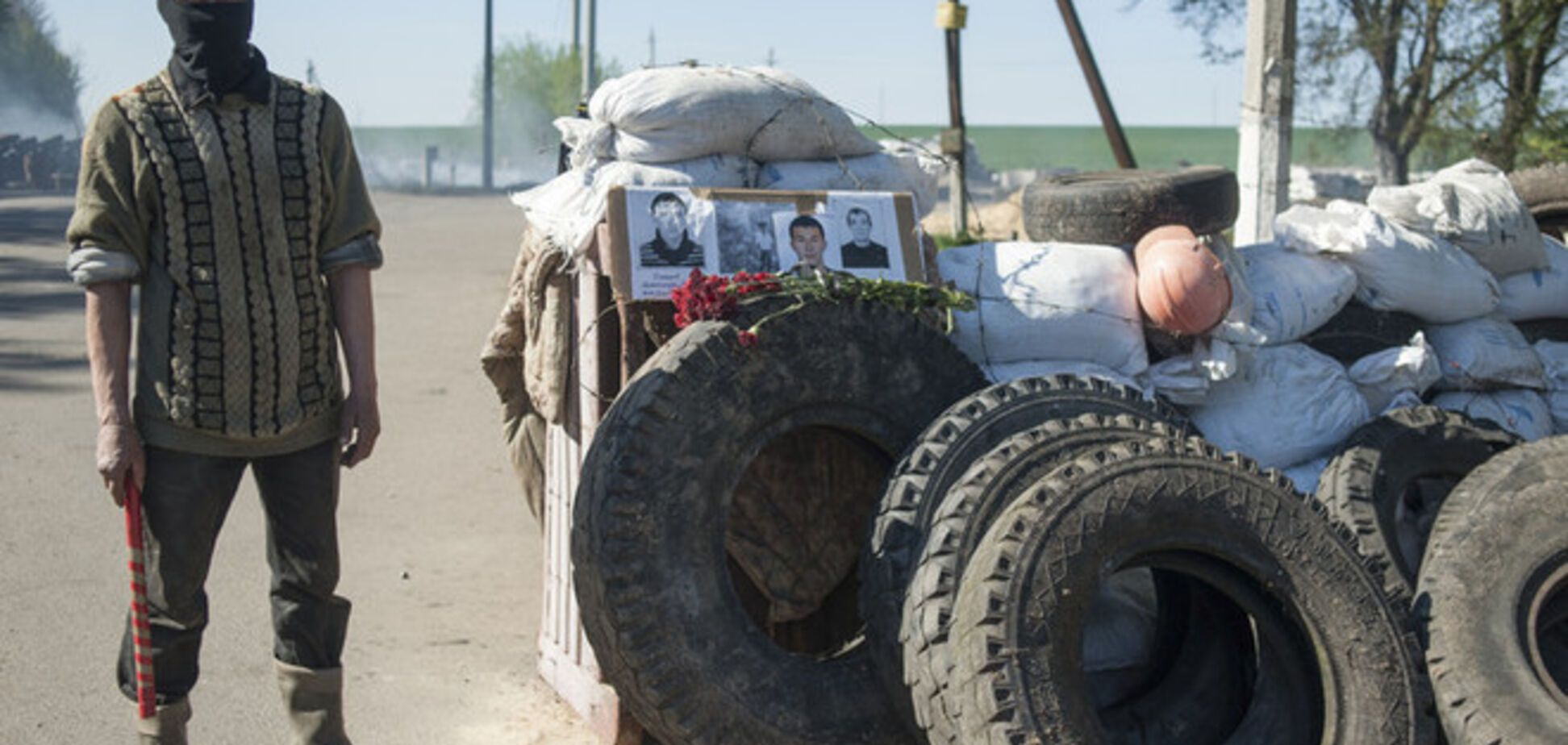 СМИ Кремля сообщили об отстреле блокпоста федералистов в Славянске