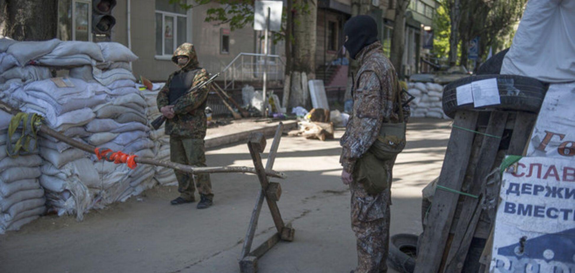 Сепаратисты в апреле захватили на востоке Украины 18 журналистов