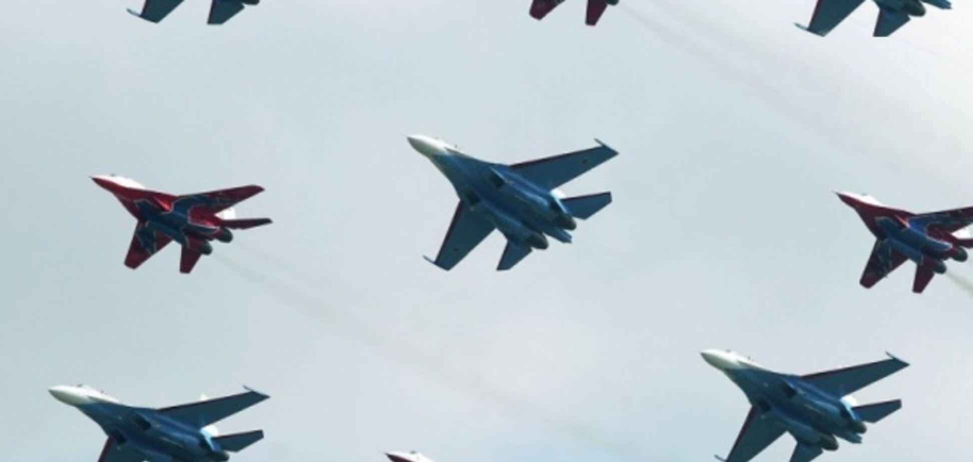 Россия уверяет, что ее самолетов в воздухе Украины не было