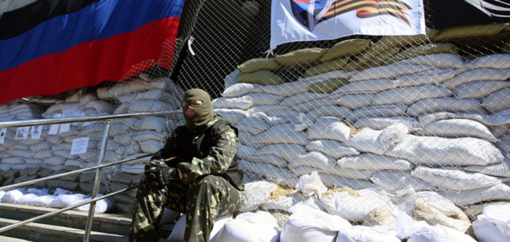 Влада РФ повинні відповісти за підтримку тероризму - Турчинов