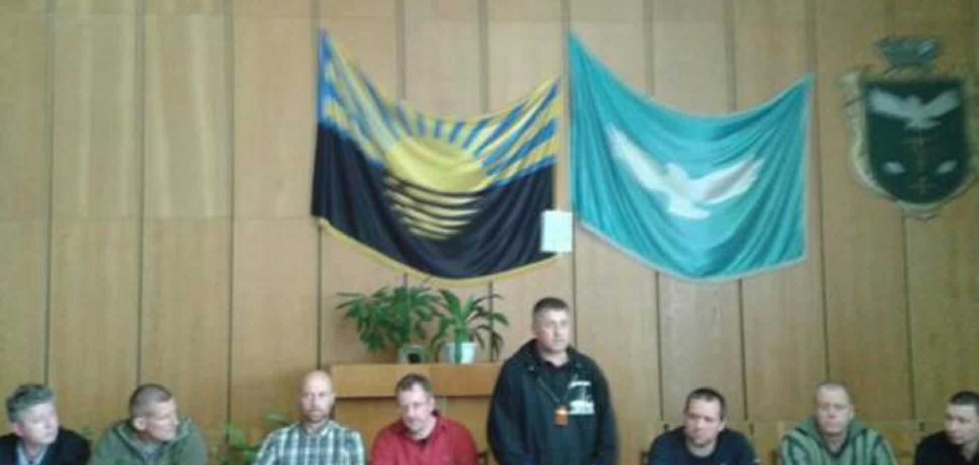 'Мэр' Славянска назвал инспекторов ОБСЕ военнопленными – СМИ