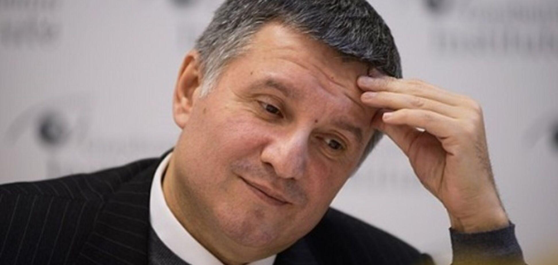 Аваков опроверг информацию о ночном бое под Славянском