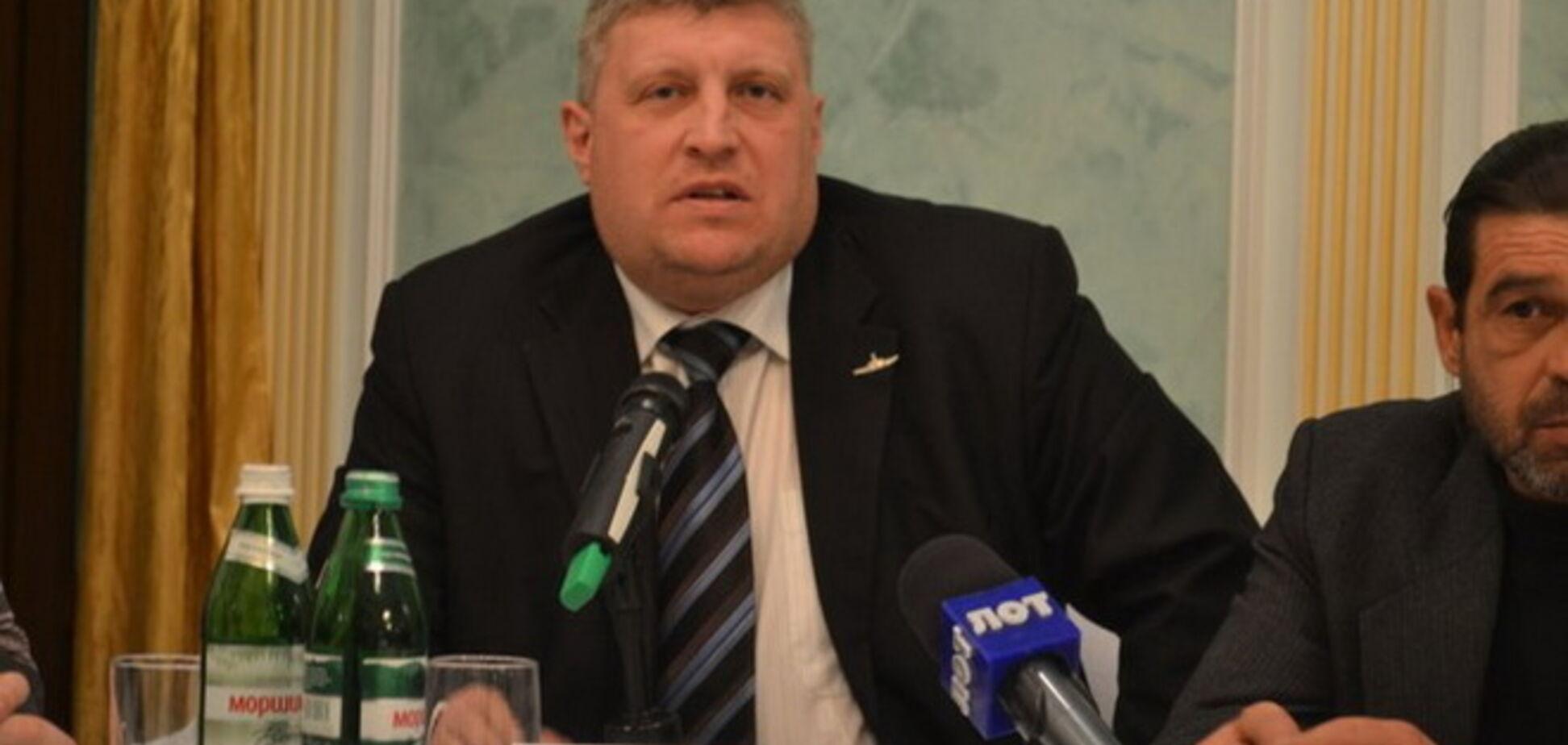 Координатор луганских террористов: нас не видно, но мы есть