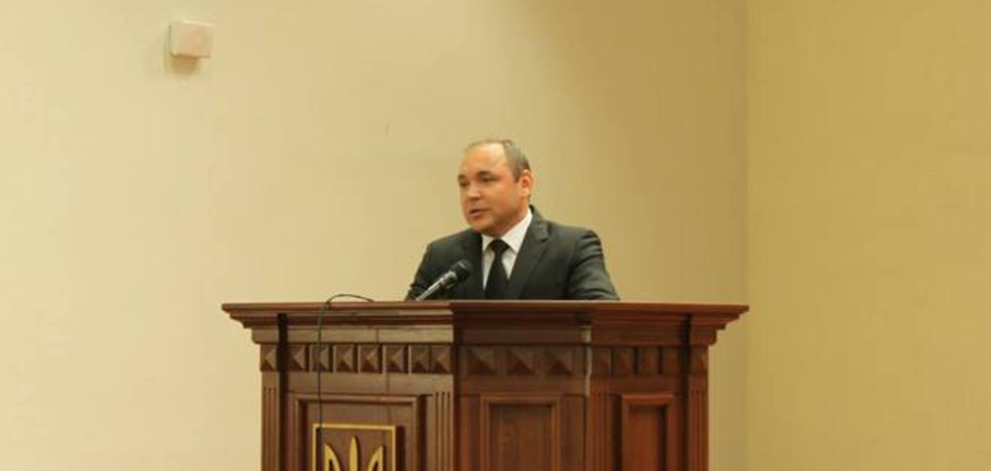 Глава Голосеевской РГА Даневич заявил об угрозах от нардепа