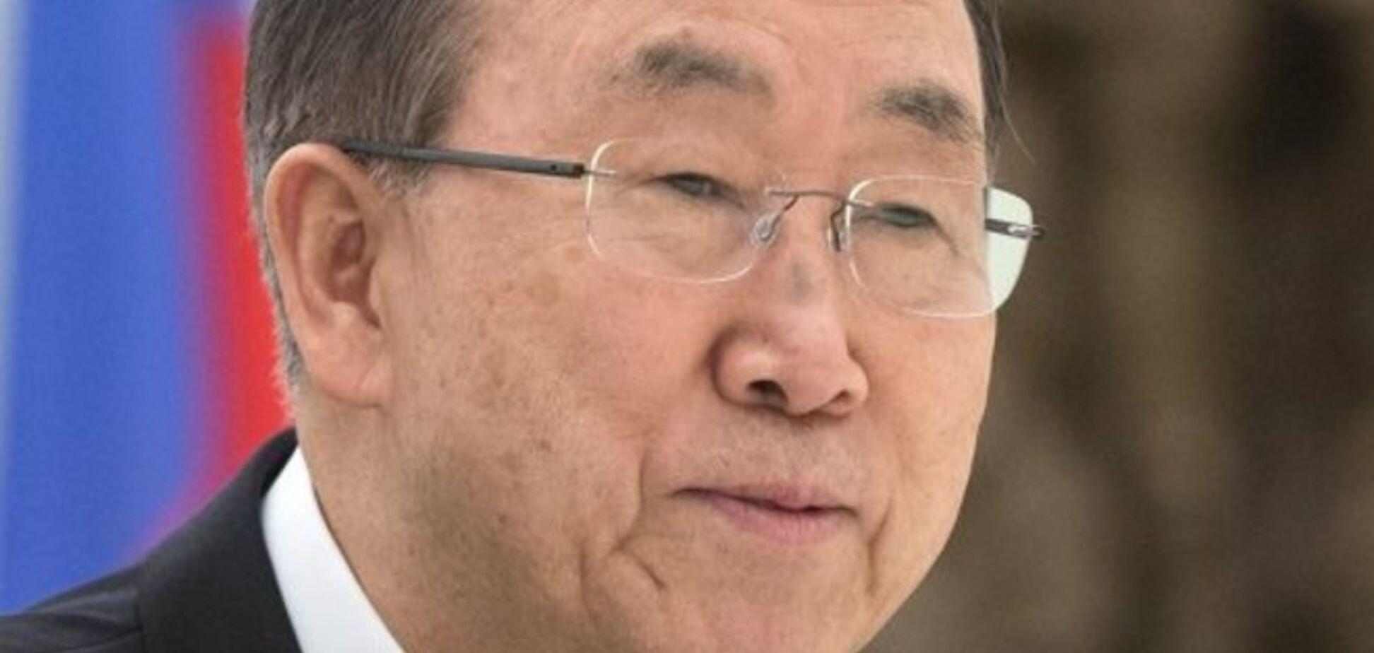 Глава ООН зажадав негайно відпустити інспекторів ОБСЄ