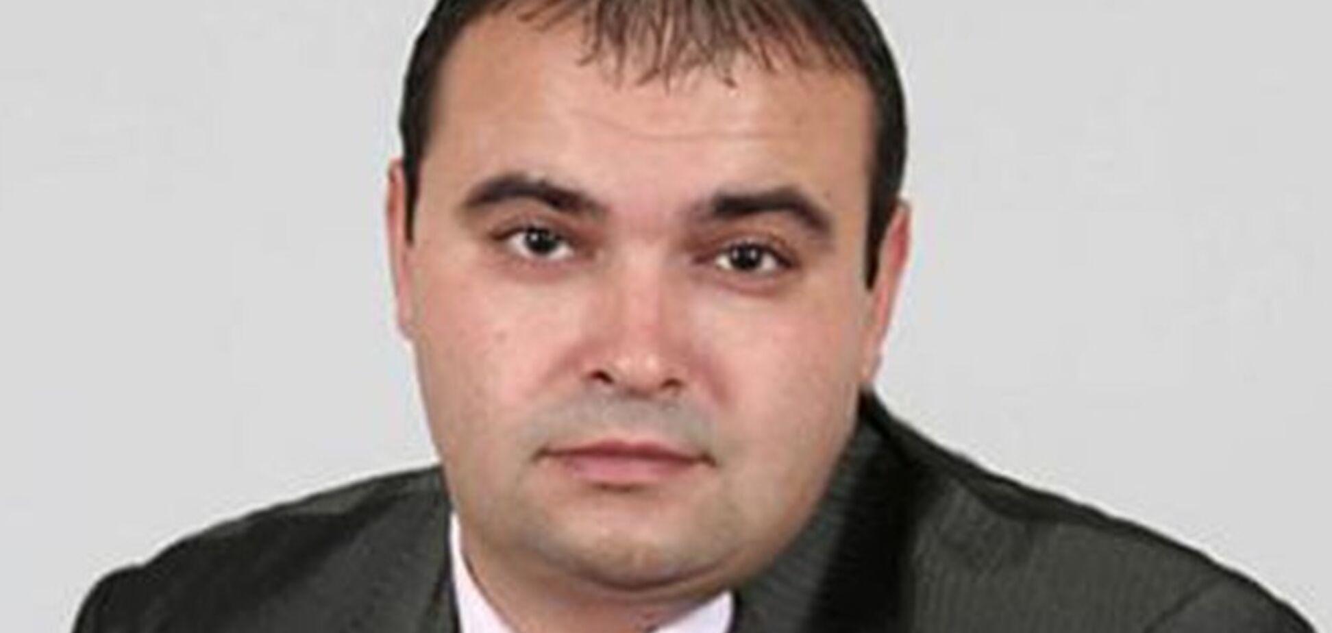 В Константиновке обстреляли авто экс-руководителя 'Фронта змин'