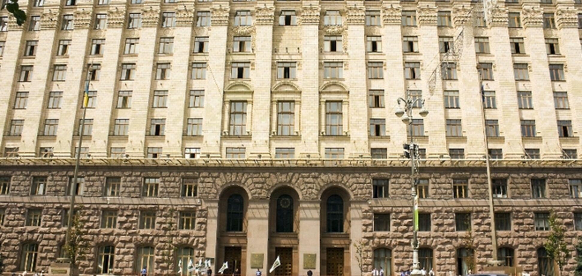 Уже зарегистрировано пять кандидатов на пост мэра Киева