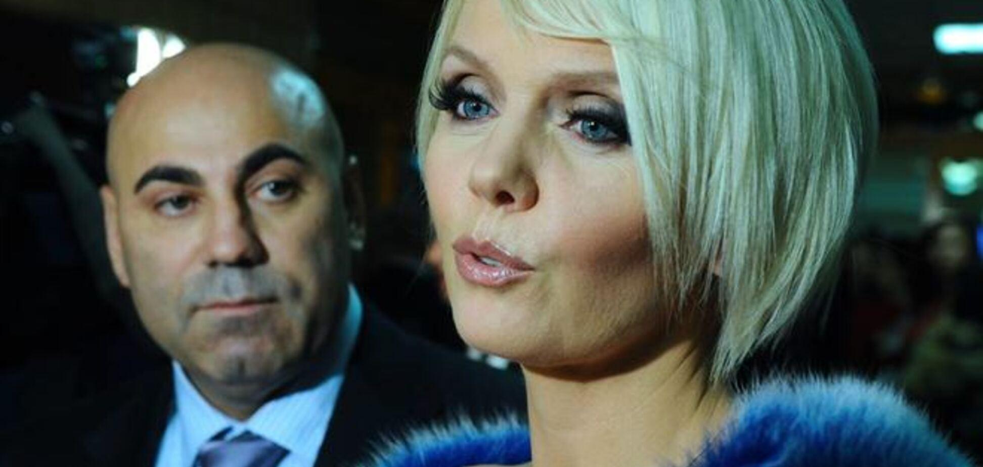 Битва титанов: Валерия и Волочкова натравили друг на друга адвокатов