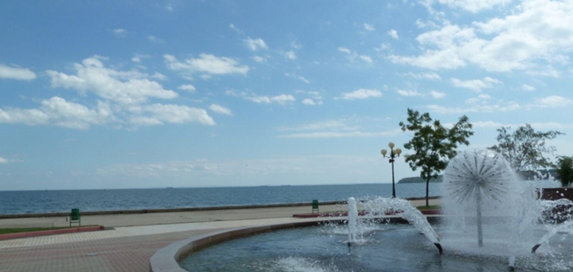 Угрожая перекрыть воду, мэр Керчи забыл выключить фонтаны