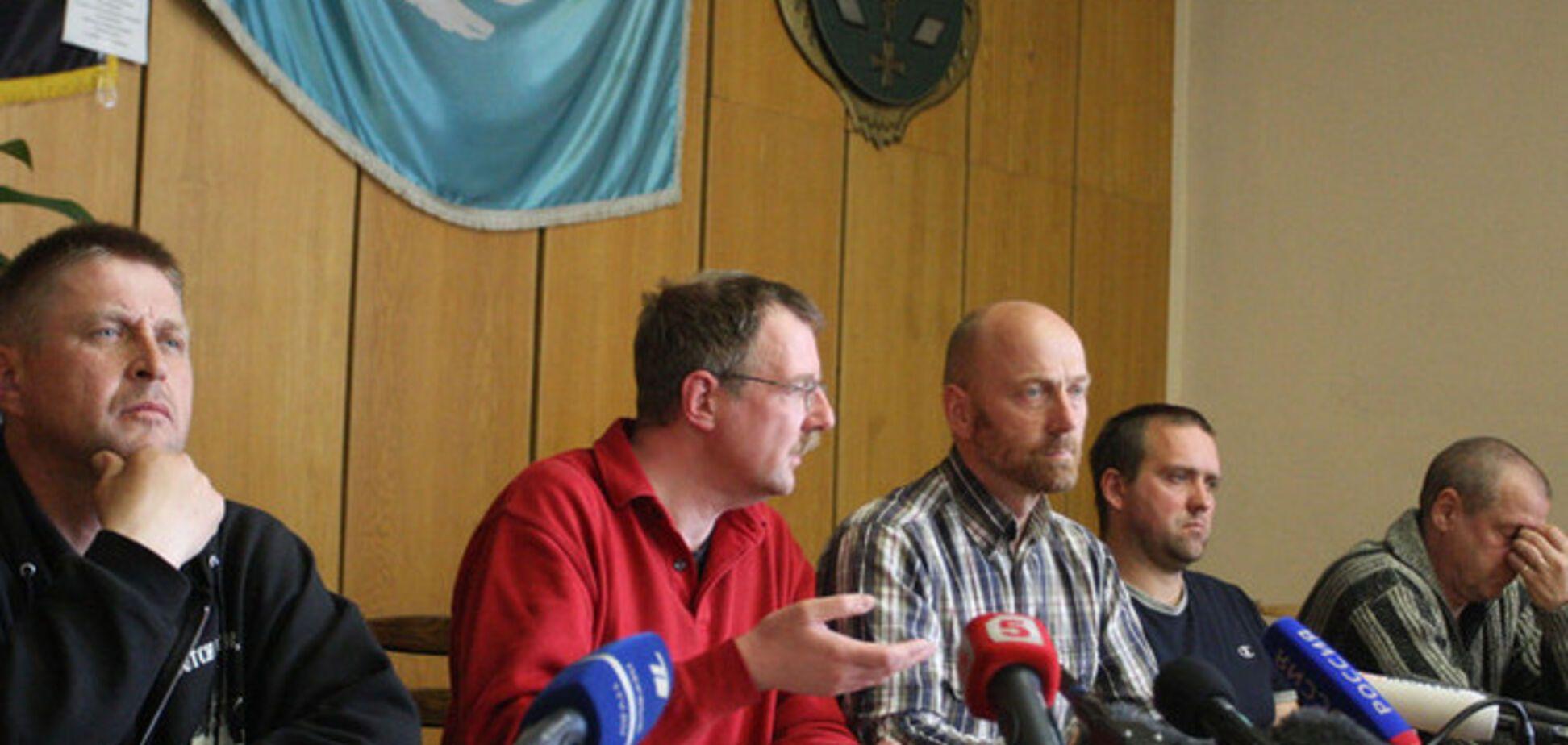 Вишеградська четвірка закликала звільнити спостерігачів ОБСЄ в Слов'янську
