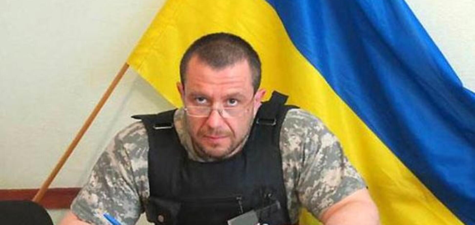 В Луганске захватили командира спецподразделения милиции