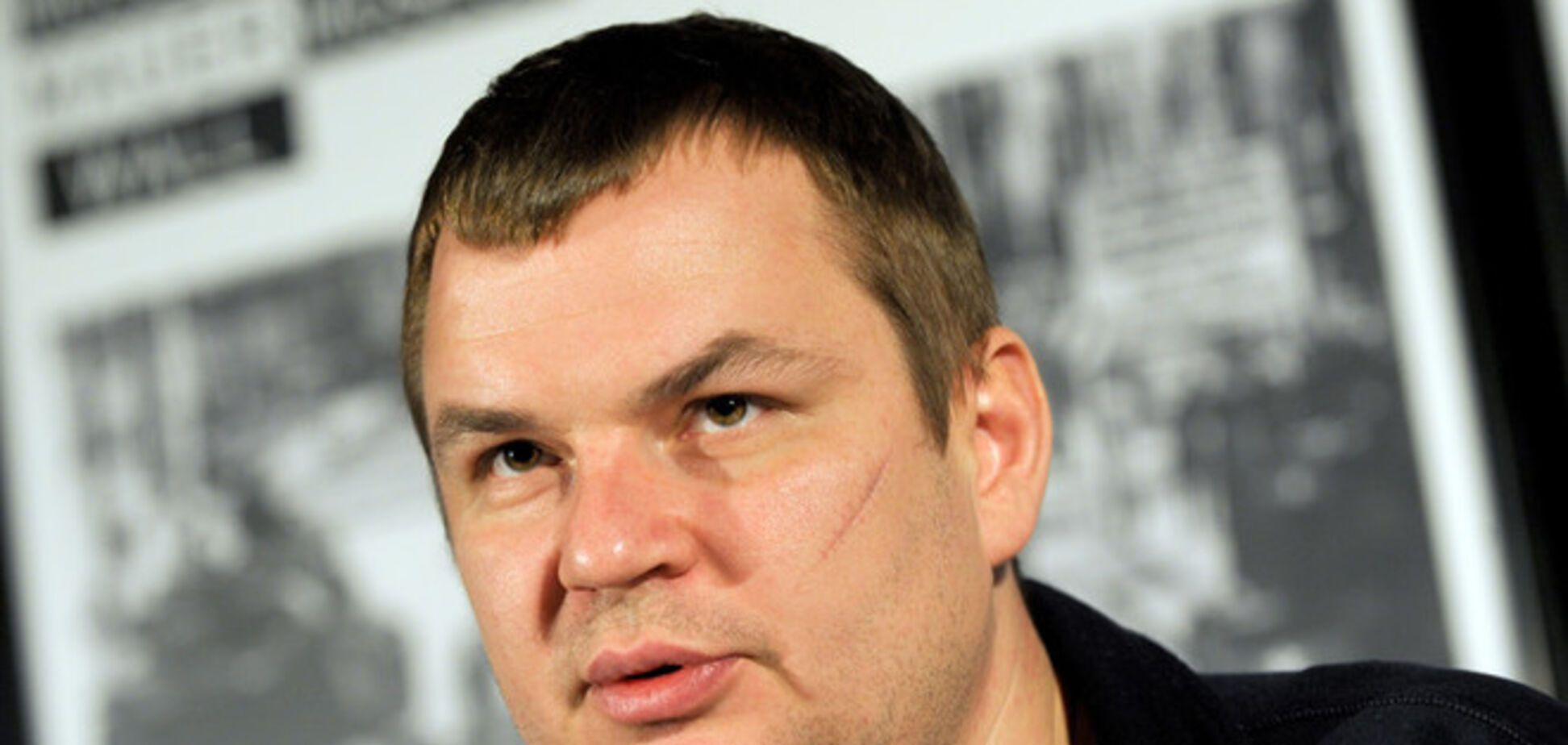 Булатов: крымские спортсмены остаются в украинской юрисдикции