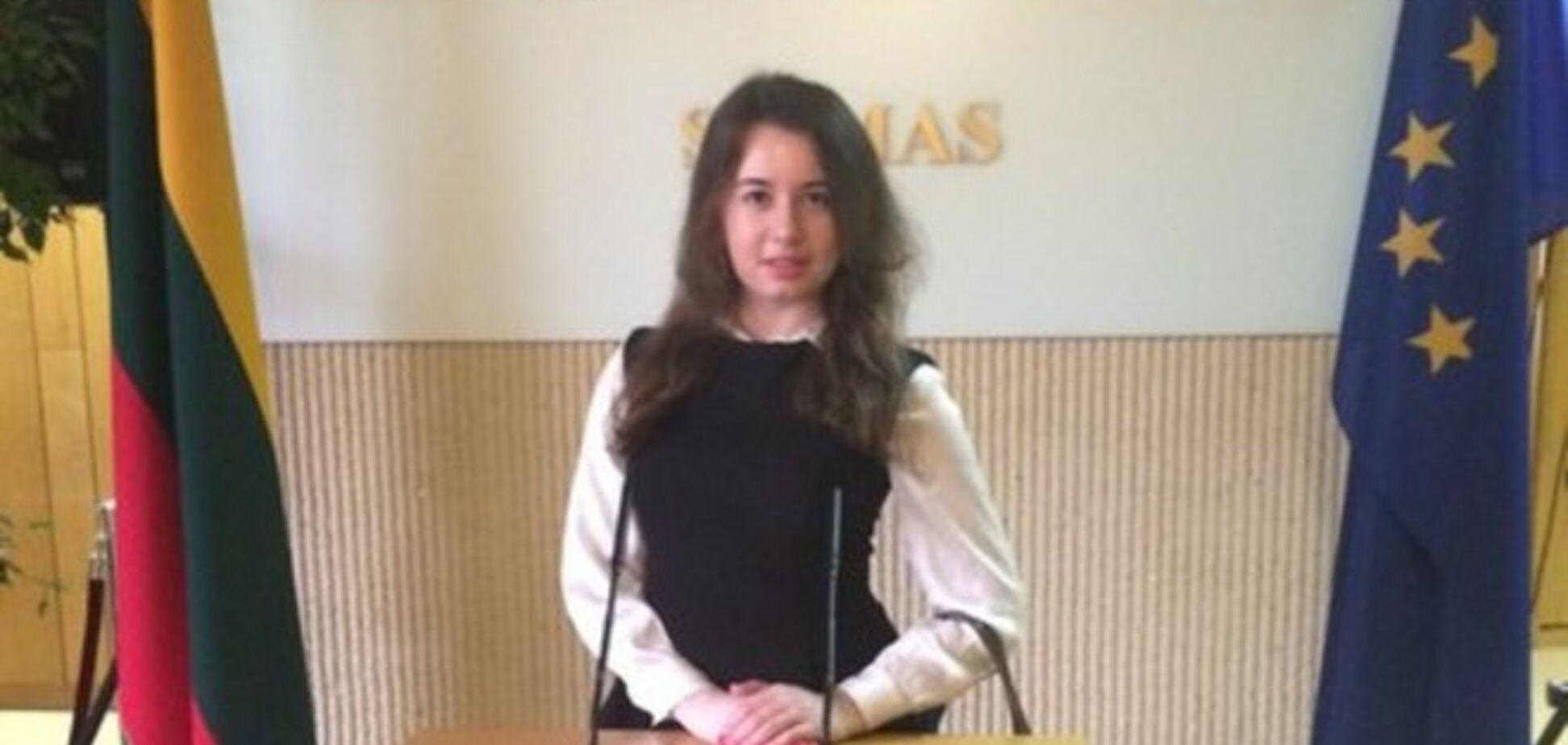 Дочка регіонала Зарубінського хоче переїхати в ЄС?