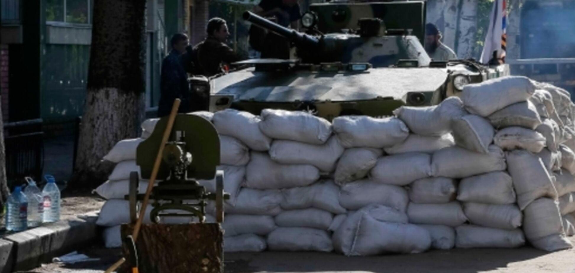 Силовики разблокировали два блокпоста сепаратистов в районе Славянска