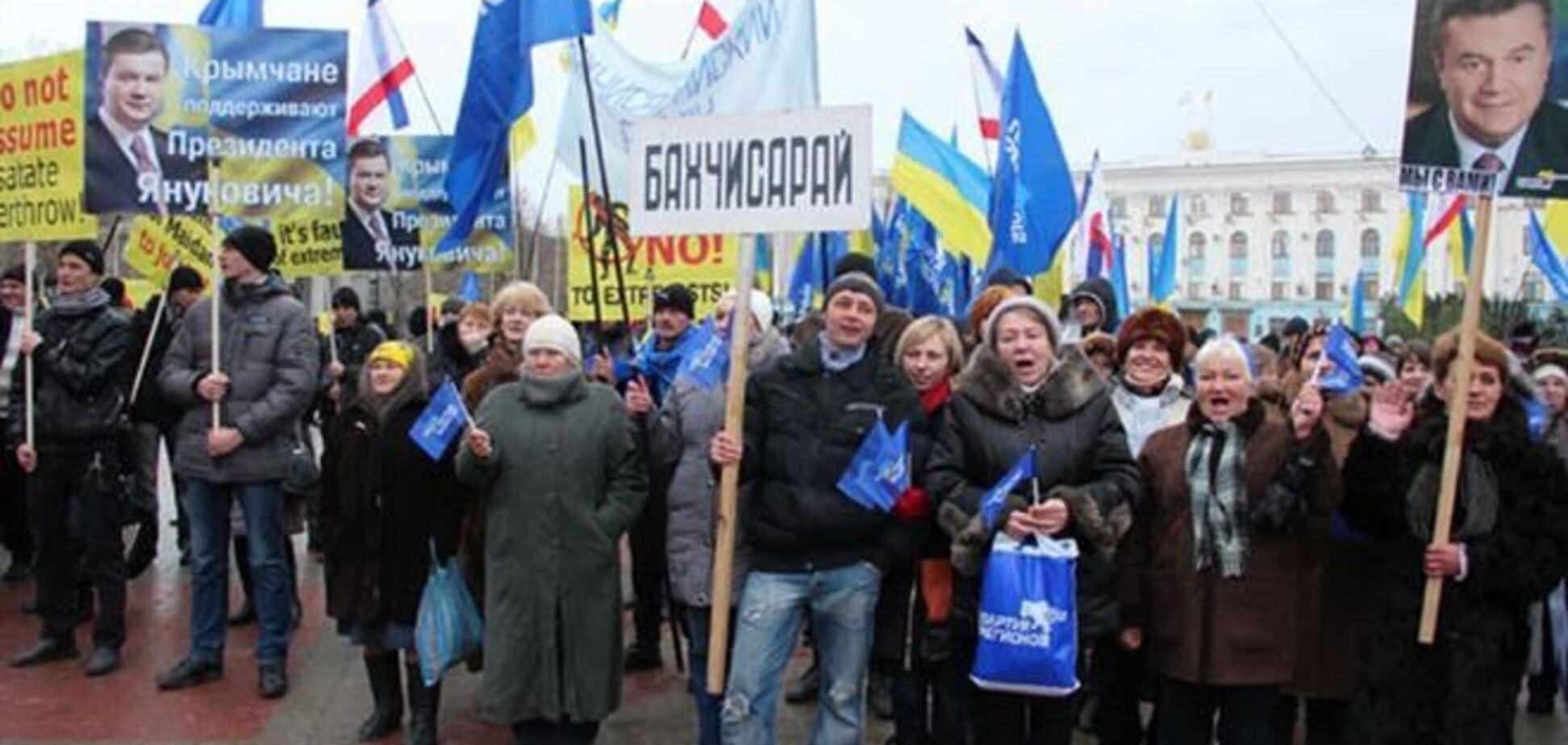 Крымские власти пожалуются ЕС на майдановцев, 'расстрелявших крымчан'