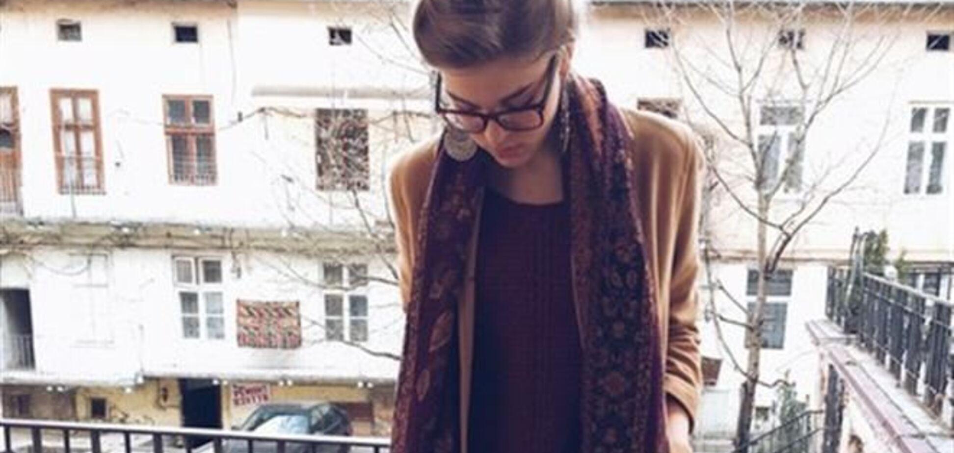 Дочь Тягнибока показала новый взрослый лук