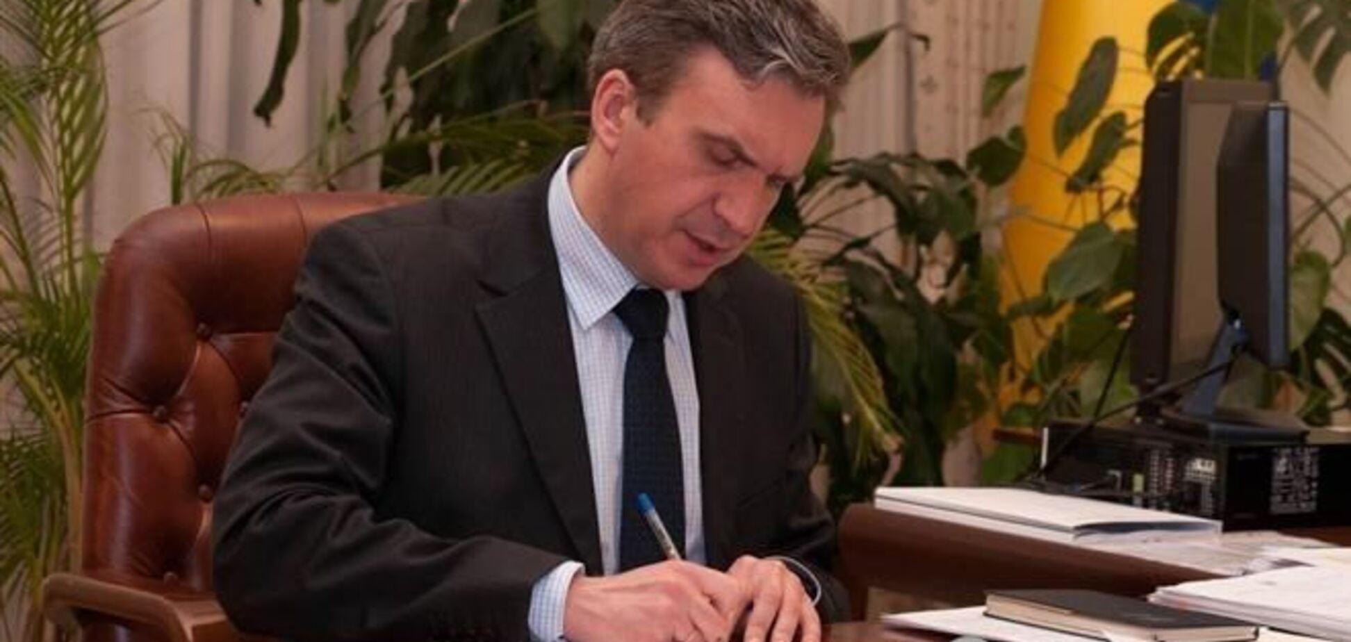 Міністр економіки Павло Шеремета: Загроза дефолту вже знята