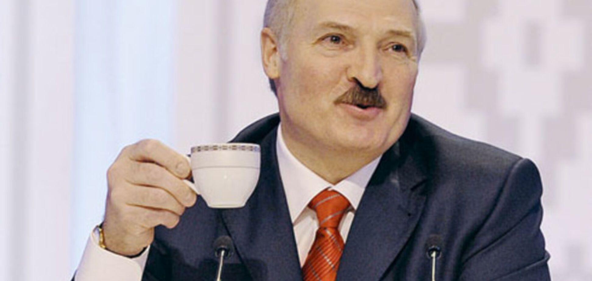 Лукашенко отказывается от переговоров по Евразийскому союзу из-за разногласий с Россией
