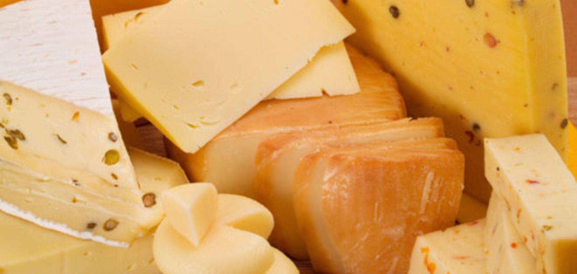 Украинский сыр запретили продавать в Крыму