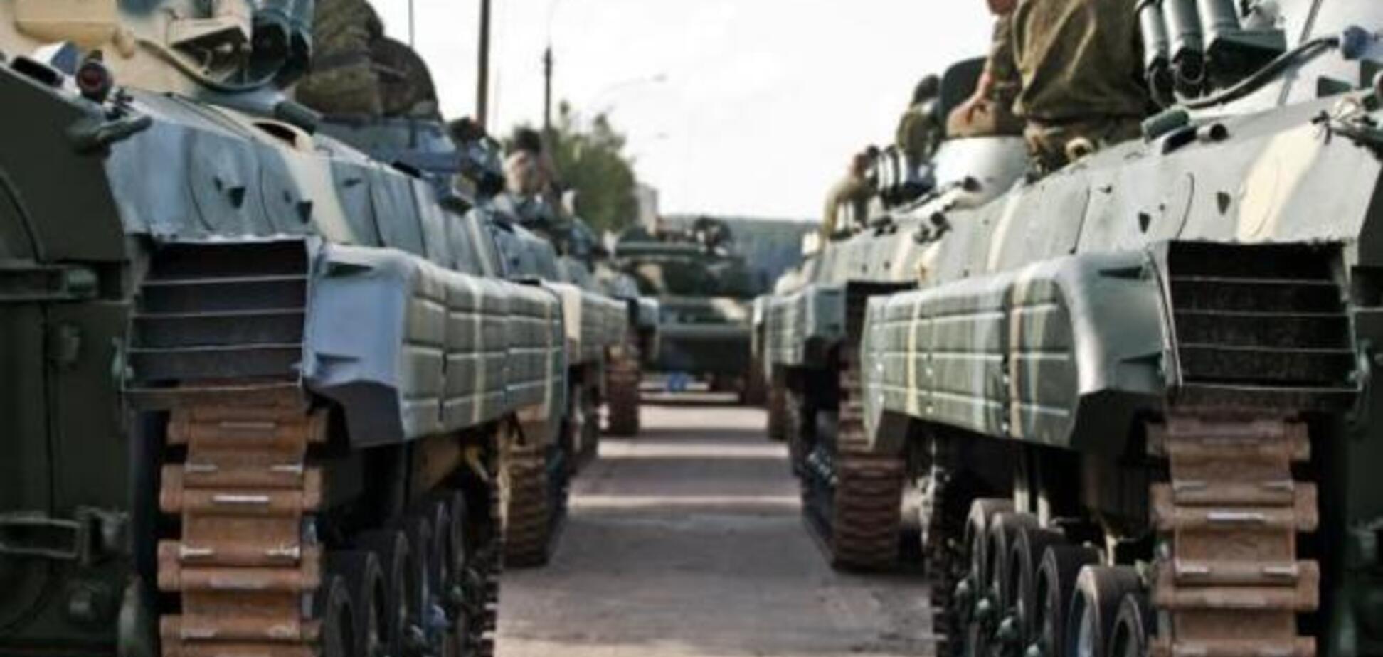 Минобороны открестилось от военной техники в Киеве, которую анонсировала КГГА