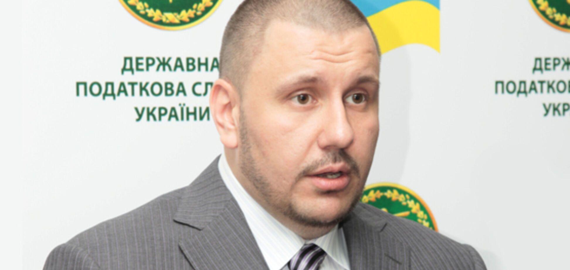 Клименко завдав більше шести мрлд грн збитків держбюджету - ГПУ