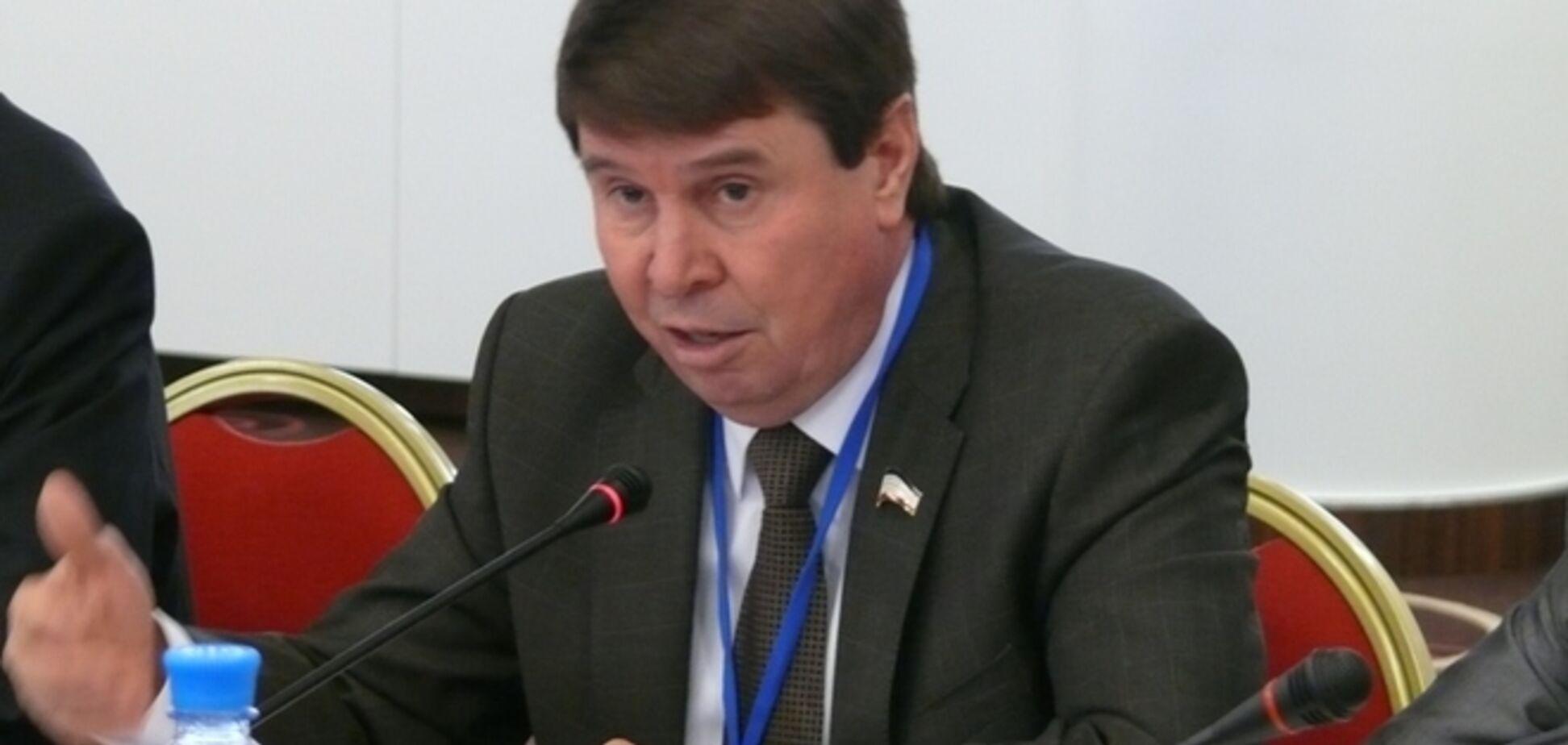 Путин наградил крымского депутата за помощь в аннексии Крыма