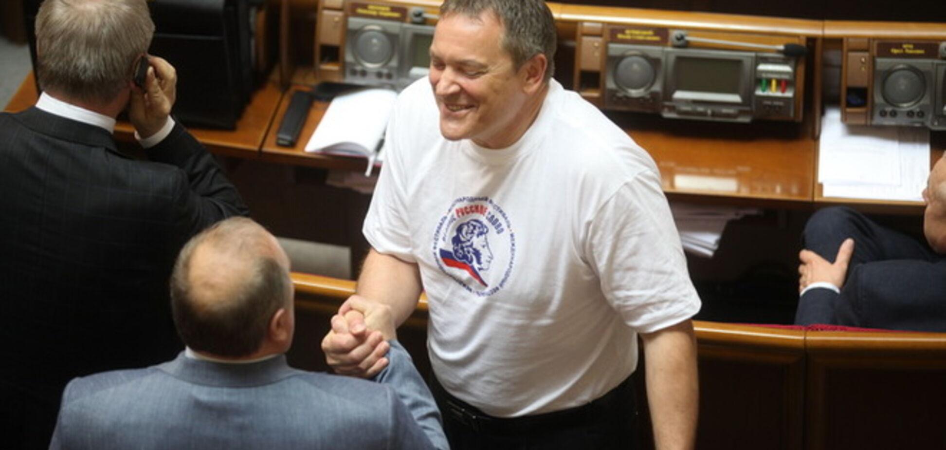 Опозиціонер розповів, як Колесніченко отримував сотні тисяч доларів за проросійські ідеї