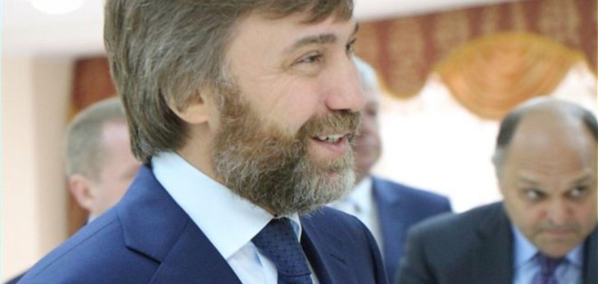 Регионала Новинского вызвали на допрос в прокуратуру