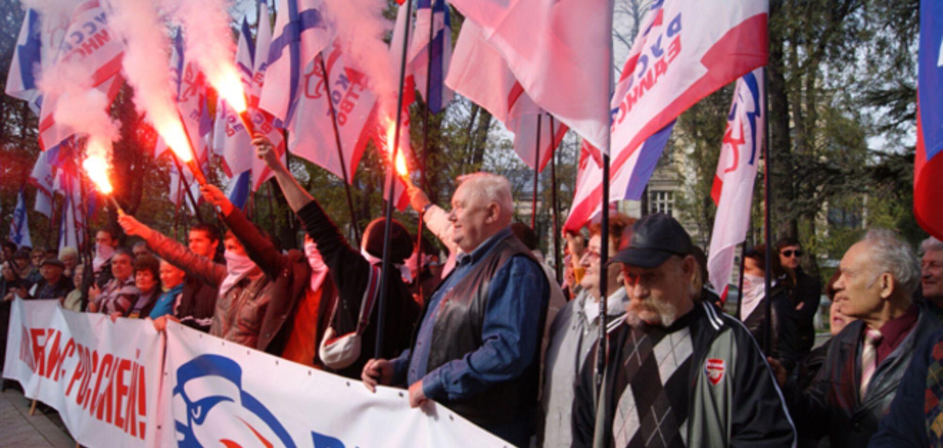 Партия Аксенова обжалует решение суда о ее запрете