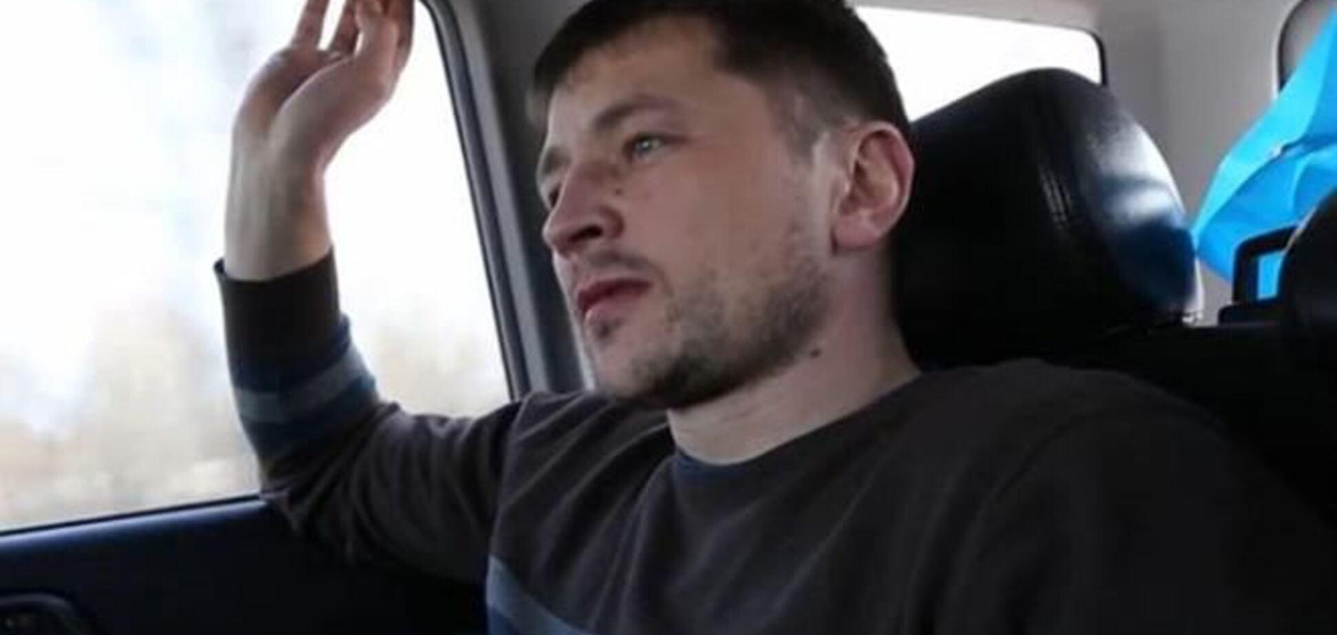Освобожденный из плена украинский офицер - политикам: охладите свой пыл