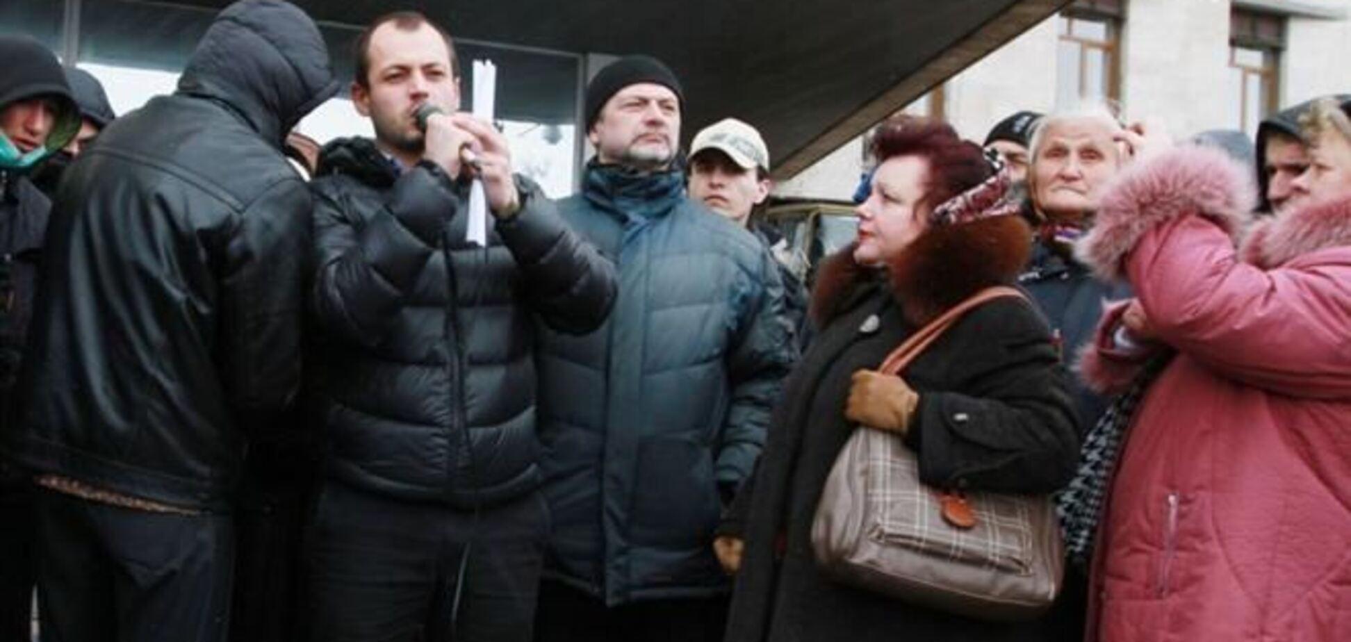 СБУ задержала 'заместителя' Губарева