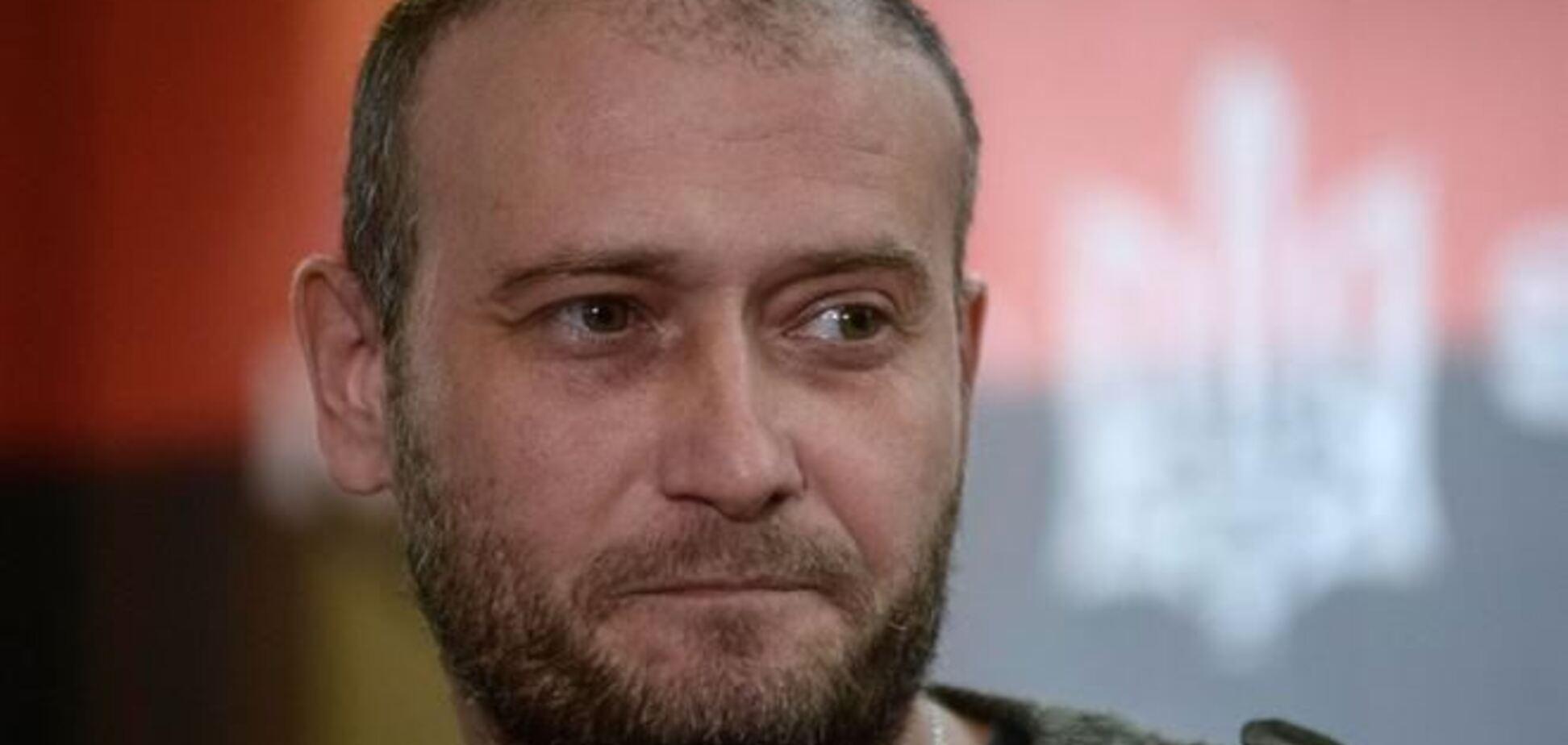 Ярош повідомив про структурах 'Правого сектора' в Криму