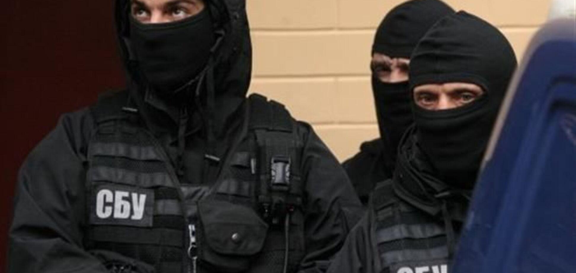 На Луганщине задержали вооруженную группу диверсантов