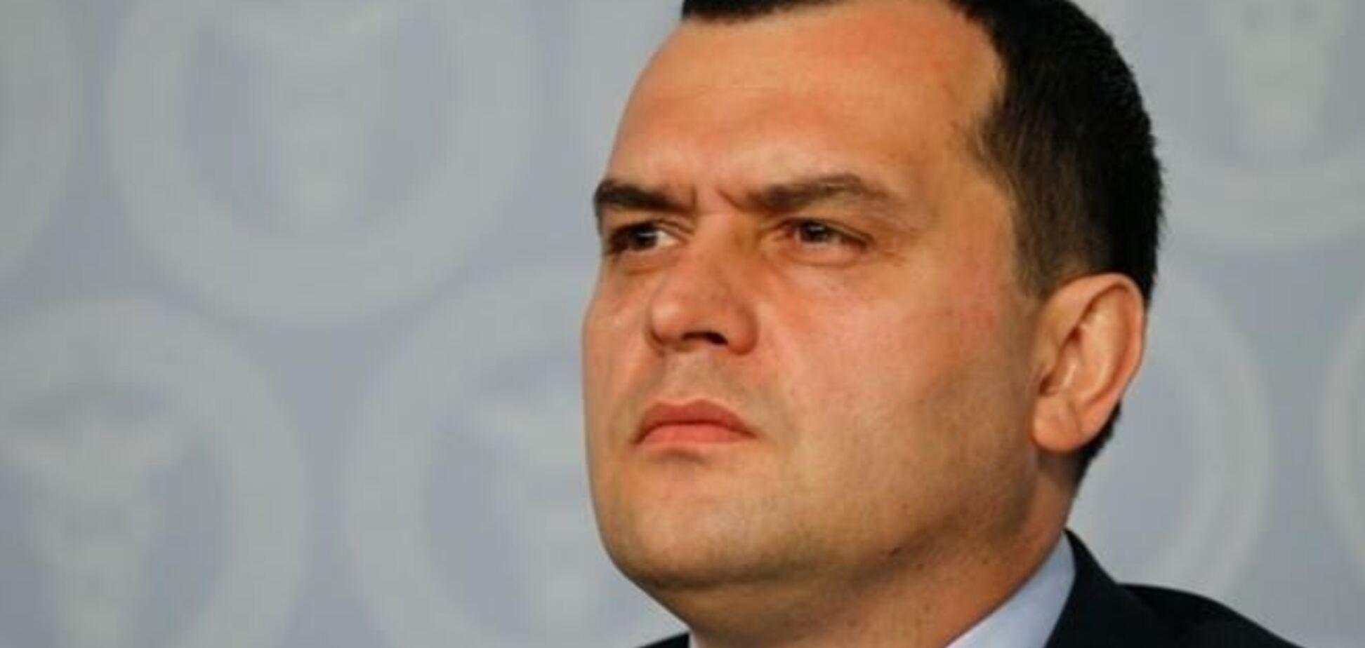 Захарченко считает политическим убийство Саши Белого