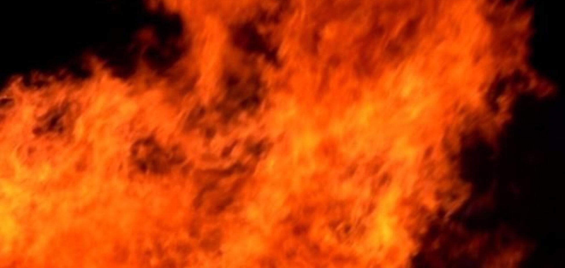 На пожаре в Хмельницкой области погибли дети