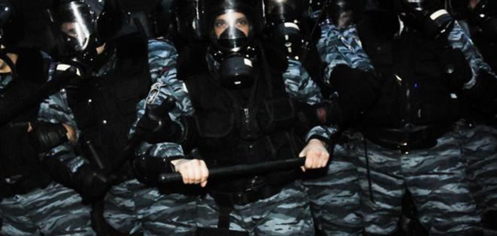 У Януковича нашли документ о финансовом 'поощрении' беркутовцев