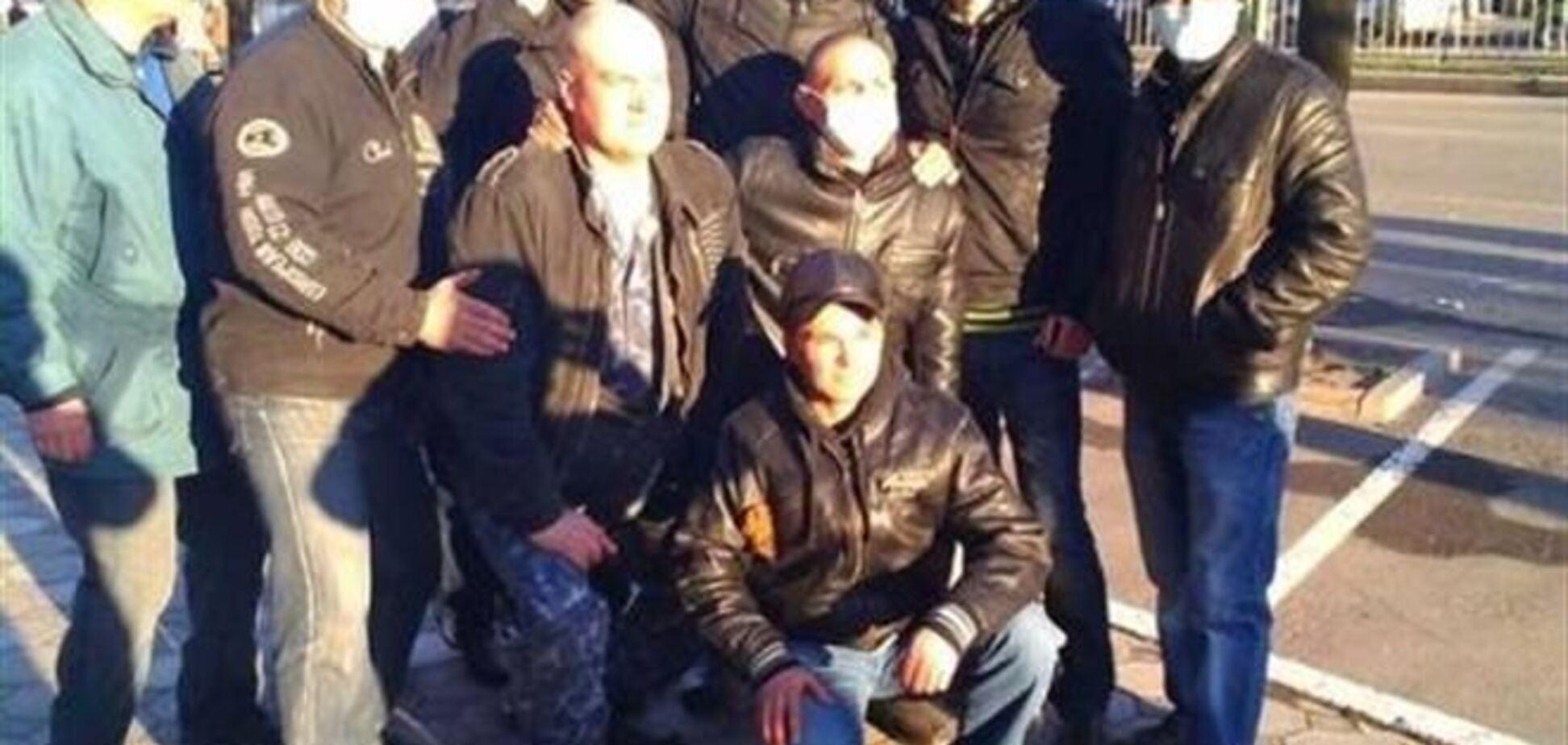 В Луганске СБУ 'по воле народа' освободила арестованных пророссийских активистов