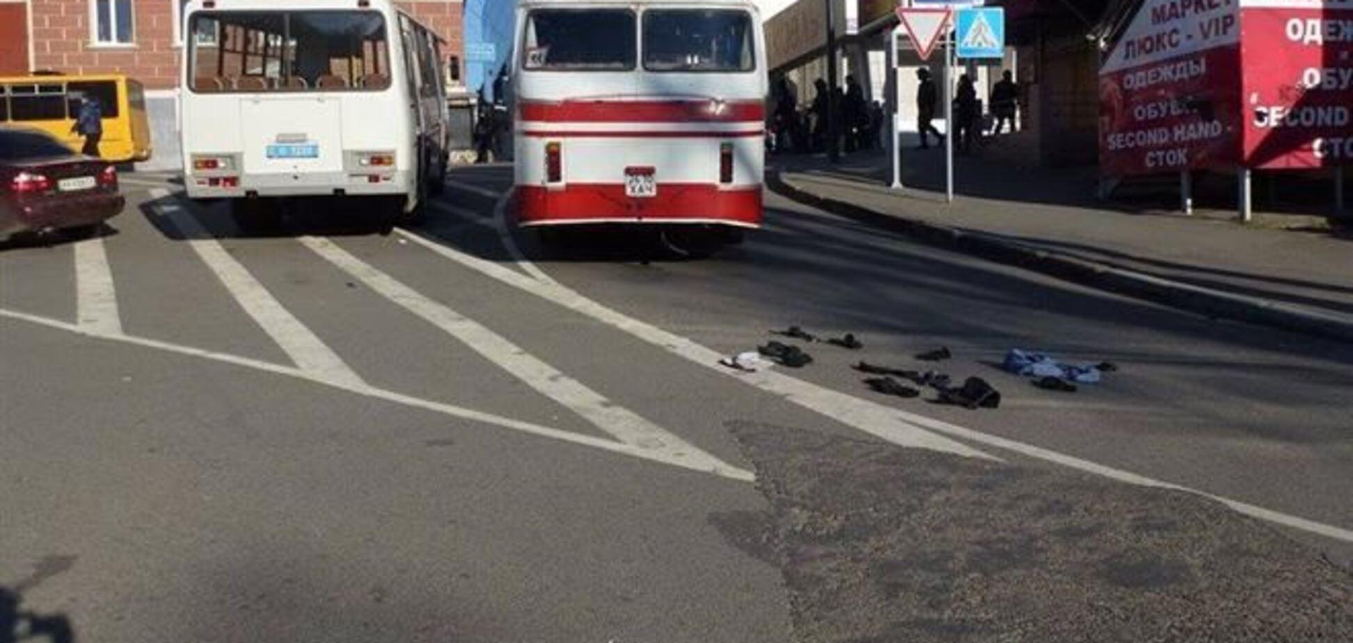 В столкновениях в Харькове пострадали 15 человек