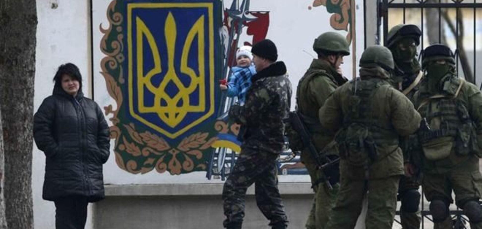 Задержан российский военный, застреливший украинского офицера в Крыму
