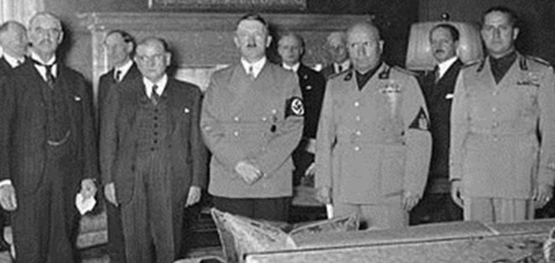 Мюнхенська змова 1938-го: уроки історії для України