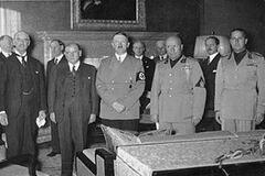 Мюнхенский сговор 1938-го: уроки истории для Украины