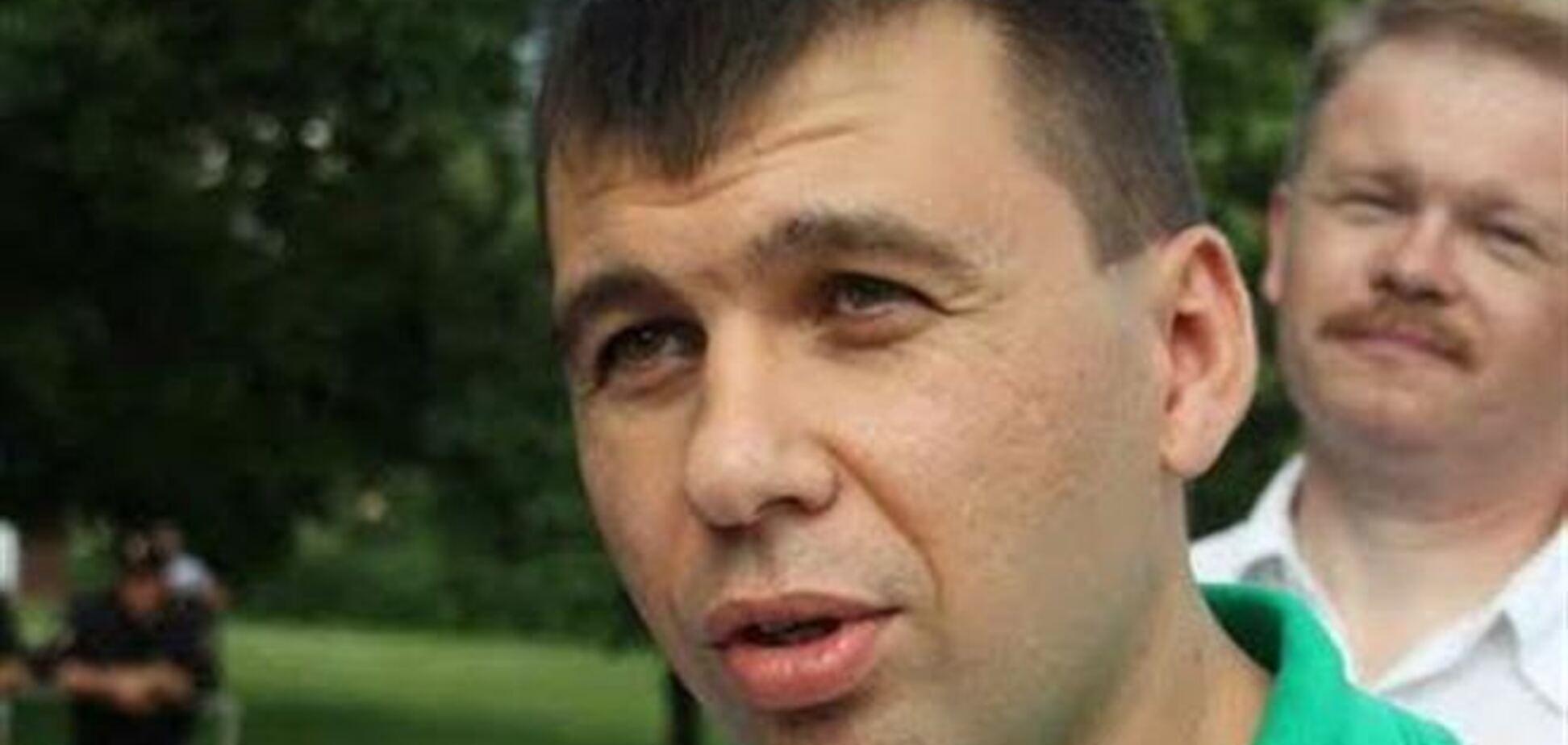 Новый лидер донецких сепаратистов –  функционер пирамиды МММ