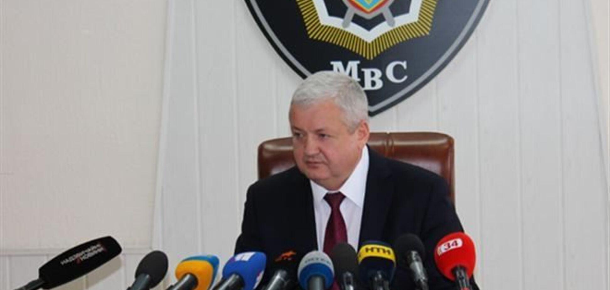 Власти Днепропетровска пригрозили сепаратистам, милиция усилила охрану админзданий