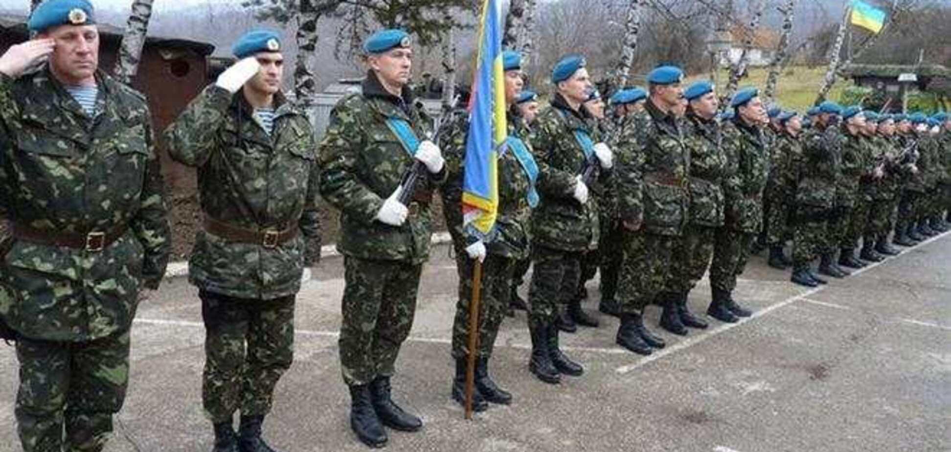 Українські військові зняли кліп на пісню 'Армія з народом'
